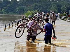 2-Year-Old Swept Away In Water As Parts Of Malda Face Flood Fury