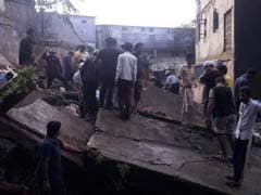 8 Killed After Building Collapses In Bhiwandi Near Mumbai