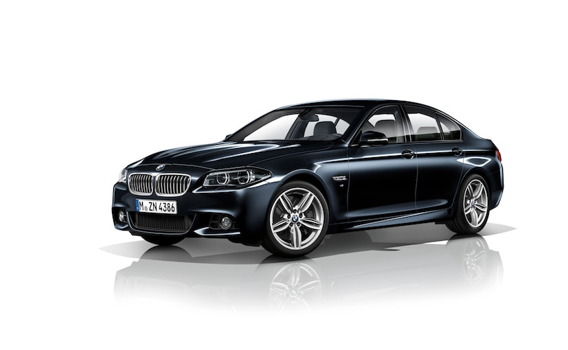 bmw 520d m sport launched in india priced at rs 54 lakh ndtv carandbike. Black Bedroom Furniture Sets. Home Design Ideas