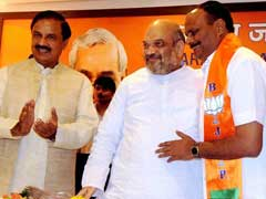 Day After Campaign Launch, Mayawati's Key Aide Brajesh Pathak Joins BJP