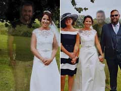 Sister Adds Dead Brother To Wedding Photos In United Kingdom