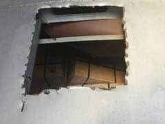 चेन्नई : ट्रेन की छत में छेद कर पांच करोड़ रुपये ले उड़े चोर