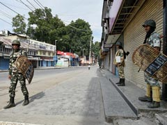 Curfew Extended In Jammu And Kashmir, After Separatists Call For Fresh Protests