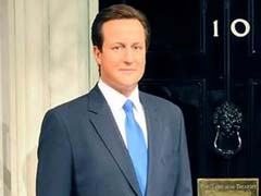 Downing Street lies vacant at Madame Tussauds