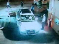 Man Drives Away With Audi From Parking Of 4 Star Hotel Near Delhi