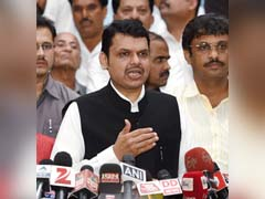 State Poll Body Examines Shiv Sena's Claims Of Poll Code Breach By Devendra Fadnavis