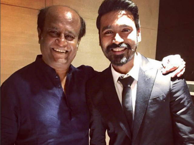 Next, Rajinikanth Stars and Son-In-Law Dhanush Produces