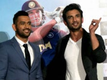 When Sushant Singh Rajput Had a Fan Moment With Dhoni