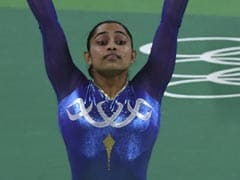 Derek Da, Here Are The Answers To Your Questions. Love, Dipa Karmakar