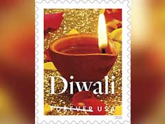 Stamp Commemorating Diwali Issued By US Postal Service