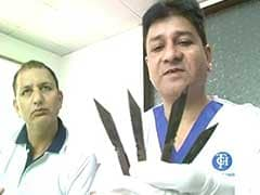 Swallowed 40 Knives Because I Enjoyed The Feeling, Says Punjab Cop