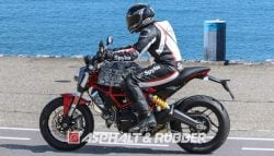 2 New Ducati Monsters In The Pipeline; Monster 803 Spotted Testing Again