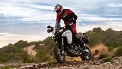 Ducati Multistrada 1200 Enduro Launched In India; Priced At Rs. 17.44 Lakh