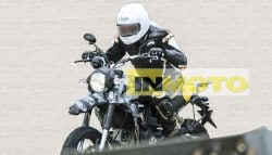 Ducati Working On The More Powerful Scrambler 1200; Spotted Testing In Europe