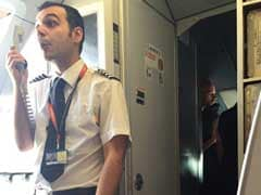 Flight Delayed For Hour As Crew Members In Shouting Match