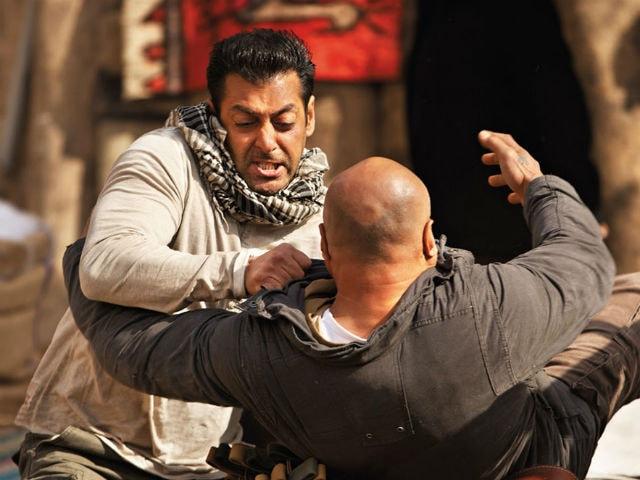 Salman Khan's Tiger Zinda Hai. 2012 Blockbuster Reportedly Gets a Sequel