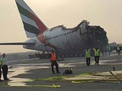 Why Did Emirates Plane Crash-Land In Dubai? Here's The Pilots' Version