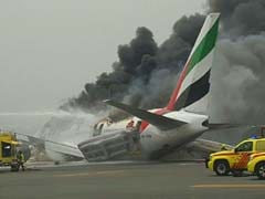 Emirates Plane From Thiruvananthapuram Crash Lands In Dubai, Firefighter Dies