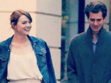 Emma Stone, Andrew Garfield Spotted Together