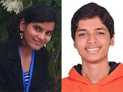 2 Indian Teens Among Global Finalists At Google Science Fair