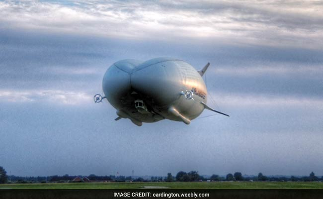 World's Largest Aircraft Crash Lands After Test Flight, Is Damaged