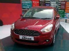 Ford Slashes Aspire, Figo Prices By Up To Rs 91,000