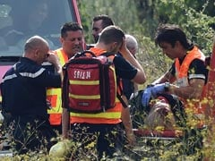 Eight Seriously Injured In France Train Crash