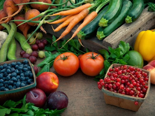 Vegetables And Fruits May Save A Smoker From Lung Diseases