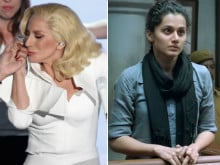 How Lady Gaga Helped Taapsee Pannu Prepare For 'Difficult' Scenes in Pink