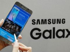 Samsung Electronics Says Galaxy Note 7 Demand Beats Supply