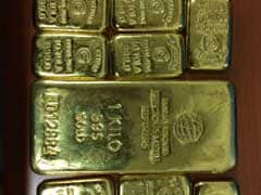 Gold Bars Seized From Passenger At Kolkata Airport