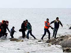 59 Rescued From Migrant Dinghy Off Greek Island