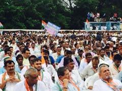 Senior Congress Leaders Among 400 Held During 'Janakrosh Rally' In Gujarat