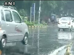 Hyderabad, Delhi, Gurugram Locked Down By Pounding Rain