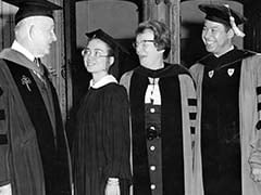 Hillary Clinton's Breakout Moment At Wellesley College