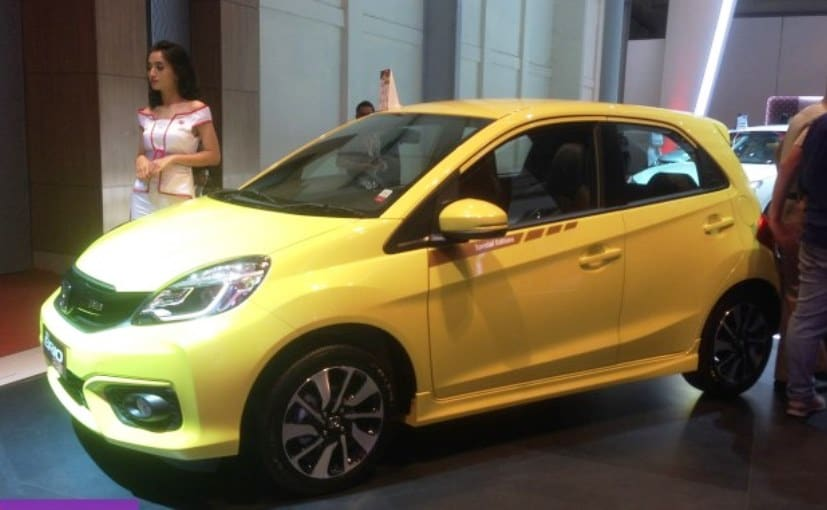 Image result for New Honda Brio