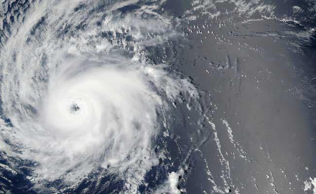 ... NASA satellite image shows Hurricane Lester (13E) off Mexico. (AFP