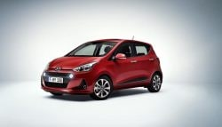 Hyundai Grand i10 Facelift Revealed Ahead Of Official Debut