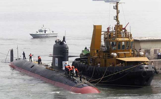 India's $3.5 Billion Secret Is Out, Details of Scorpene Submarines Leaked