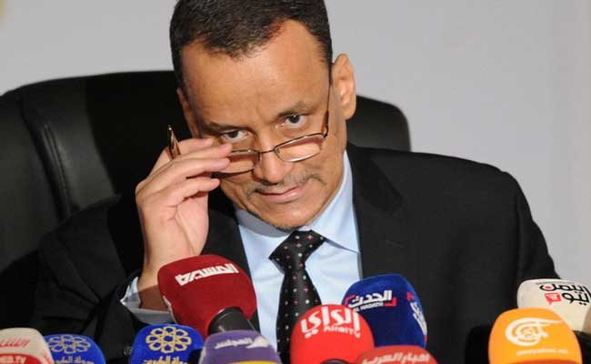UN's Yemen envoy announces one-month recess for peace talks