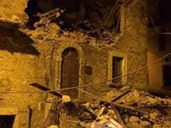 इटली में 6.2 तीव्रता का शक्तिशाली भूकंप, पहाड़ पर स्थित दर्जनों गांव हुए तबाह