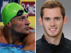 American Swimmers Are Held Over Robbery Story