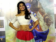 It's Jacqueline Fernandez's 'Dream' to Work With Shah Rukh and Aamir