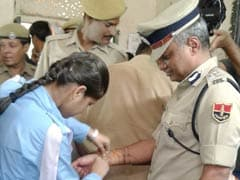 On Rakhi, Jaipur Police Pledge To Protect City's Women