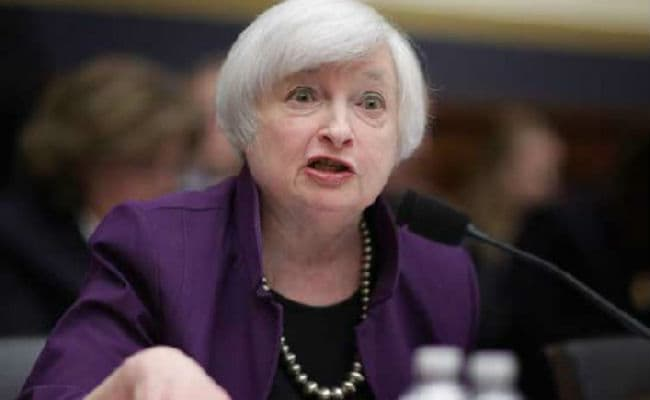 Stronger case now for interest rate hike: Yellen