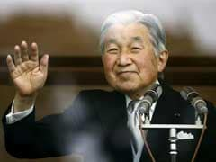 Japanese Emperor Akihito Cancels End Of The Year Banquet