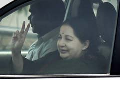 Unprecedented Security For Jayalalithaa's Speech After Clashes With DMK