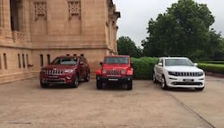 Jeep Grand Cherokee And Wrangler Launched In India; Prices Start At Rs. 71.59 Lakh