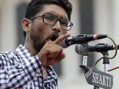 Dalit Leader Jignesh Mevani Detained Ahead Of PM Modi's Arrival In Ahmedabad