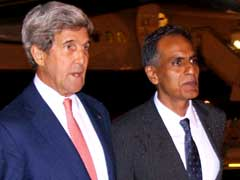 Delhi Arrival Was Exacting. What John Kerry Will Do Over Next 2 Days
